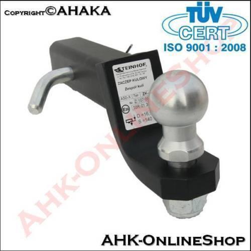 AHK AUDI Q7 USA-Fahrzeuge ADAPTER 50x50mm Anhängerkupplung Anhängevorrichtung