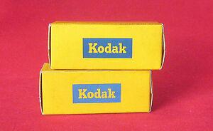LOT of 2 KODAK Ektachrome-X COLOR FILM for SLIDES