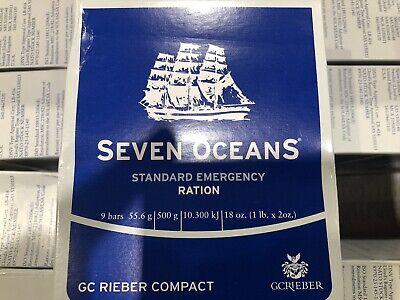 Notfallration Seven Oceans Emergency Ration