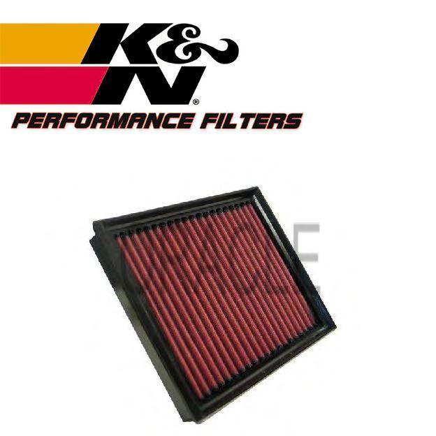 K/&N HIGH FLOW AIR FILTER 33-2983 FOR VW AMAROK 2.0 BITDI 4MOTION 163 BHP 2010