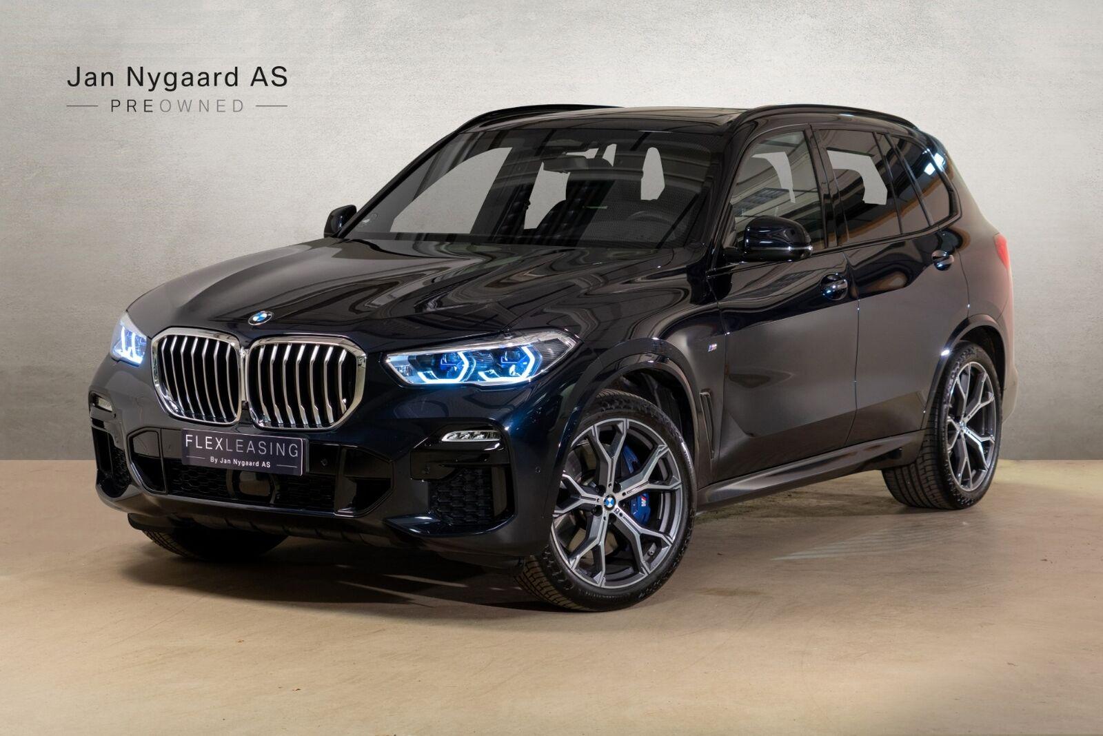 BMW X5 3,0 xDrive40i M-Sport aut. 5d - 12.995 kr.