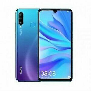Huawei-P30-Lite-128Gb-4Gb-Dual-SIM-pearl-white-bianco-Garanzia-EU-No-Brand-Nuovo