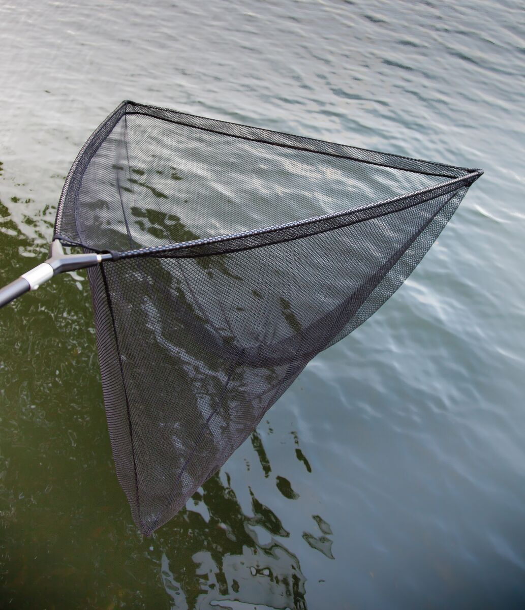Karpfenkescher 1tlg 1,80m Kescherstiel Kescherstab Kescherstock Kescherstange f