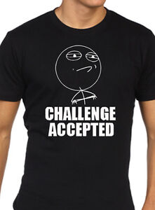 challenge-accepted-meme-troll-funny-t-shirt