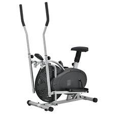 Crosstrainer Heimtrainer Ergometer 2in1 Cardio Fitness Ellipsentrainer ArtSport