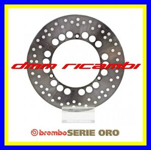Disco-freno-posteriore-BREMBO-serie-ORO-YAMAHA-MAJESTY-400-06-gt-07-ABS-2006-2007