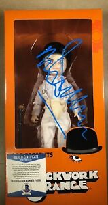 Clockwork-Orange-MALCOLM-MCDOWELL-034-Alex-Drogg-034-Signed-LDD-Figure-Doll-BECKETT