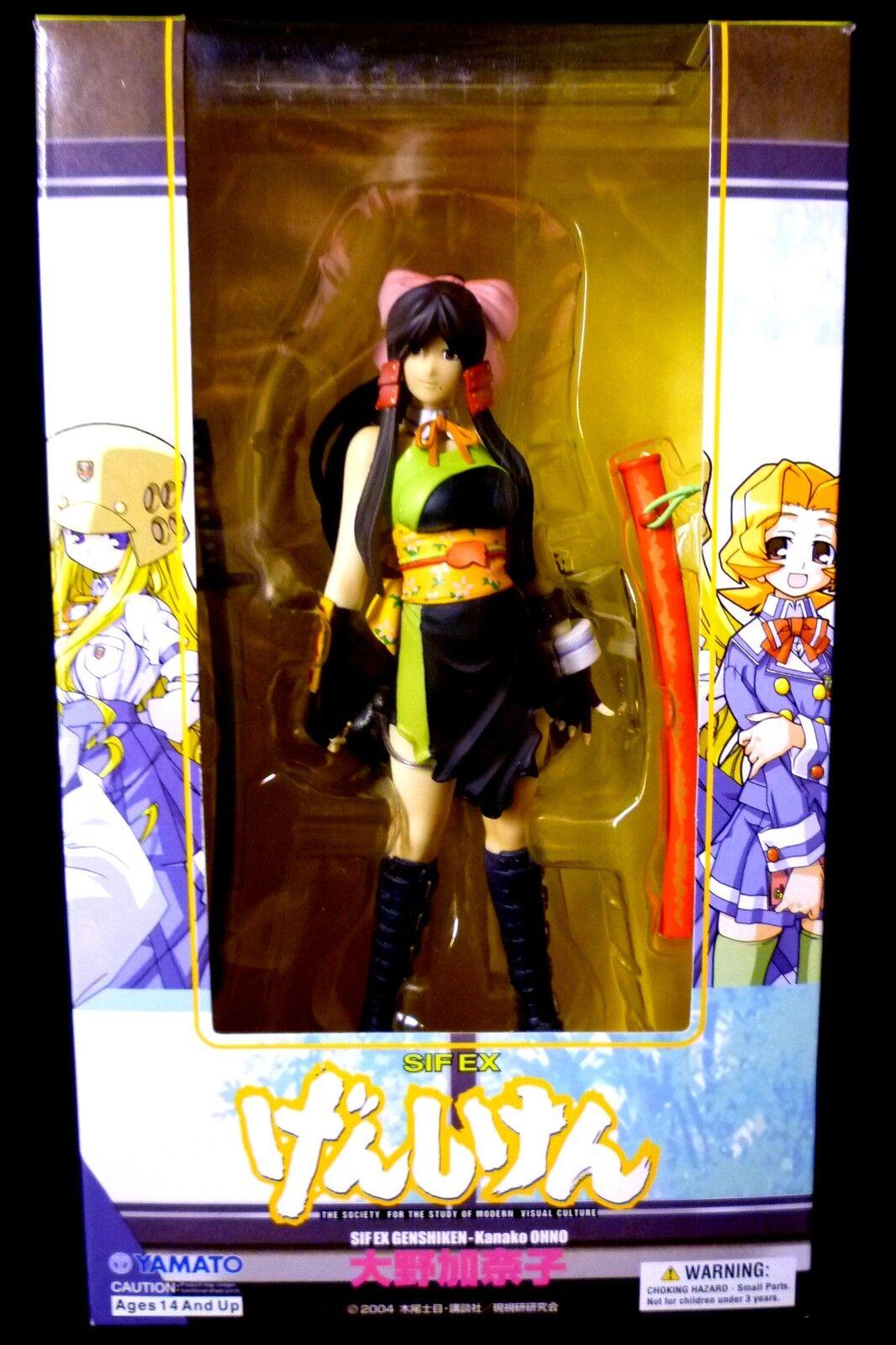Japonesa Anime Yamato Sif Ex Genshiken Kanako Ohno Pvc Figura