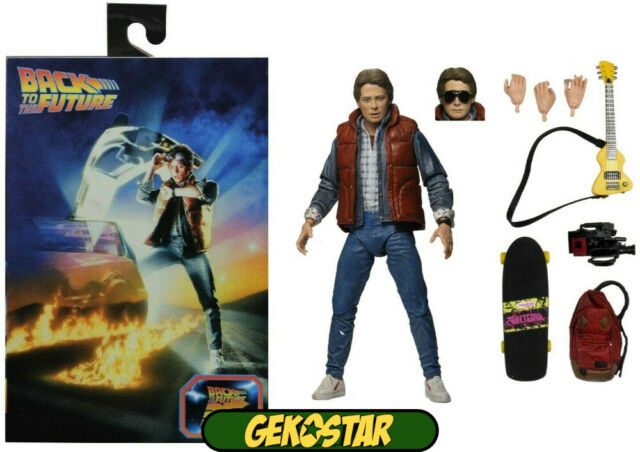Marty McFly - Back to the Future Ultimate NECA Action Figure