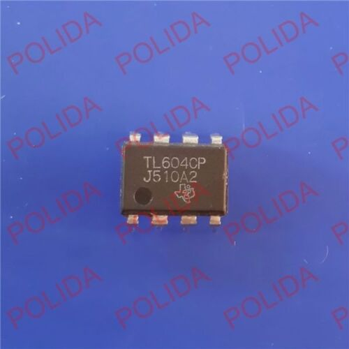 10PCS  IC TI DIP-8 TL604CP