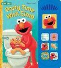 Potty Time with Elmo Little Sound Book by Phoenix International, Inc (Hardback, 2005)
