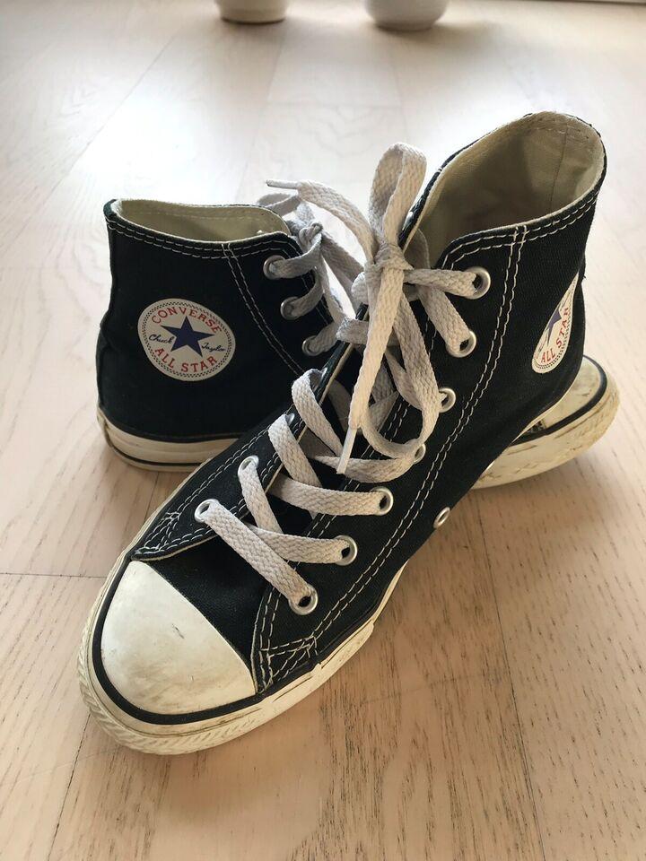 8359fefc55e Sneakers, str. 34, Converse Jr – dba.dk – Køb og Salg af Nyt og Brugt