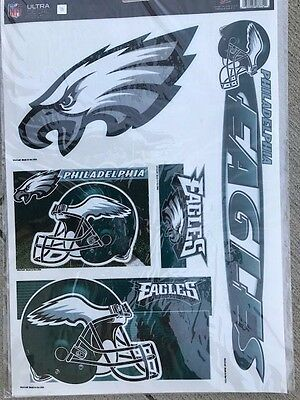 PHILDELPHIA EAGLES  ULTRA DECALL 11 X 17