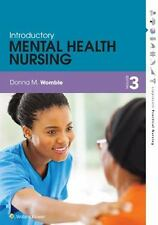 Introductory Mental Health Nursing by Donna M. Womble (2015, Paperback, Revised)