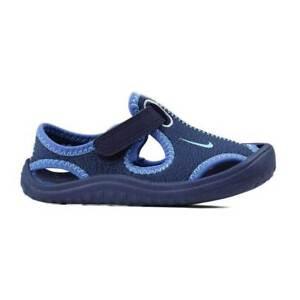 Details zu Nike Sunray Protect TD Sandale Kinderschuh Baby Badeschuh  Badesandale Boys 17