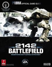 Battlefield 2142 (Prima Official Game Guide) by Knight, David