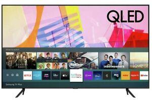 "SAMSUNG QE50Q60TAUXXU 50""INCH QLED 4K HDR SMART TV WITH 6 YEAR WARRANTY"