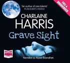 Grave Sight by Charlaine Harris (CD-Audio, 2010)