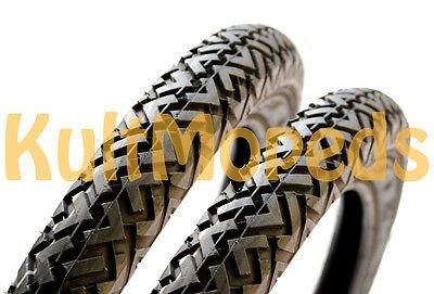 2 Reifen Vrm087 Hänger Schlauch Pas F Simson S51 S50 Star Schwalbe Sl1 2,25x16 Verpackung Der Nominierten Marke