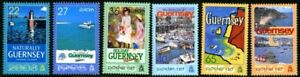 GUERNSEY-2003-EUROPA-POSTER-ART-SET-OF-ALL-6-COMMEMORATIVE-STAMPS-MNH