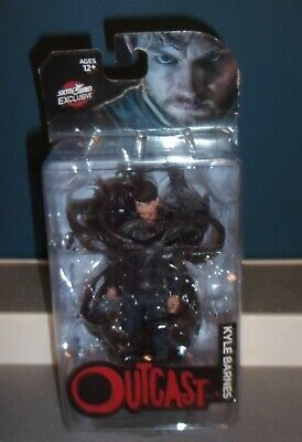 2017 McFarlane Toys Skybound Outcast SIDNEY BLOODY TV #1 NYCC SDCC Figure MOC