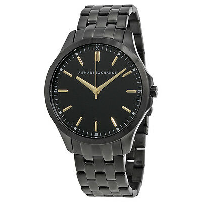 Armani Exchange Blue Dial Stainless Steel Mens Watch AX2144