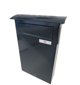 Das Bild Wird Geladen RENZ Durchwurf Briefkasten Mit CONVEX Dach 286 X