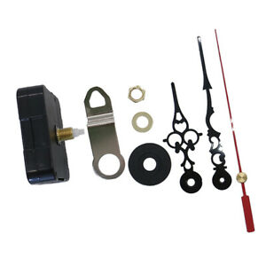 Quartz-Wall-Clock-Core-Movement-Mechanism-Hands-DIY-Replace-Repair-Parts-Set