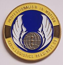 USAF 435th Logistics Readiness Squadron Ramstein AFB Professionalism In Motion