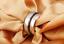 Anelli-Anello-Coppia-Fedi-Fede-Fedine-Fidanzamento-Nuziali-Cristallo-Oro-Argento miniatura 5