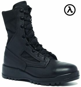 BELLEVILLE 390 TRP TROP HOT WEATHER BOOTS / BLACK * ALL SIZES R/W - 3-16