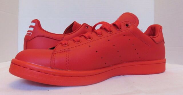 9938f68ca Frequently bought together. Adidas Originals x Pharrell Williams Stan Smith  Red Size 10 Mens DS