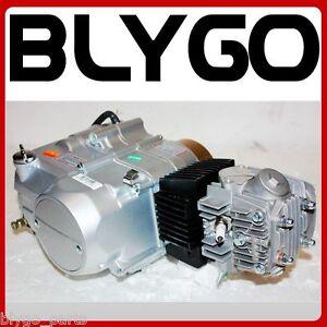 BT-125cc-4-Gears-Up-Kick-Start-Semi-Auto-Engine-Motor-PIT-PRO-Quad-Dirt-Bike-ATV