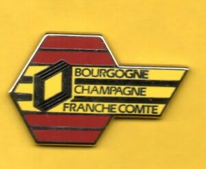 Pin-039-s-Pins-lapel-pin-Car-Auto-RENAULT-BOURGOGNE-CHAMPAGNE-FRANCHE-COMTE-ARTHUS-B
