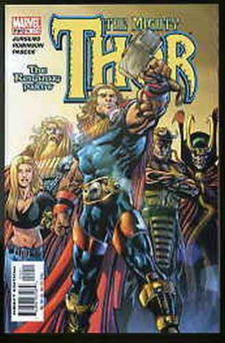 THE MIGHTY THOR #74 NEAR MINT 2004 1998 2nd SERIES MARVEL COMICS