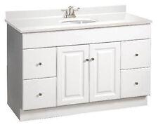 white bathroom vanities. Brilliant Bathroom Design House Wyndham 48 In White Bathroom Vanities