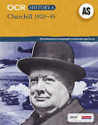 OCR A Level History AS: Churchill, 1920-45 by Mike Wells (Paperback, 2010)