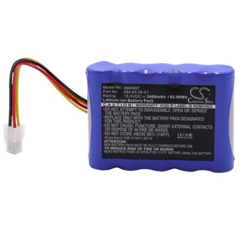 Akku Batterie 3400mAh für HUSQVARNA Automower 310 Modell 2017