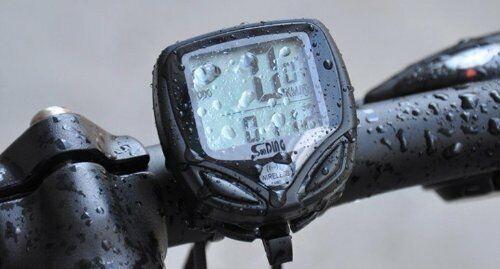 SPEEDO LCD Sans Fil Vélo Ordinateur Odomètre étanche Compteur de Vitesse Cycle Vélo