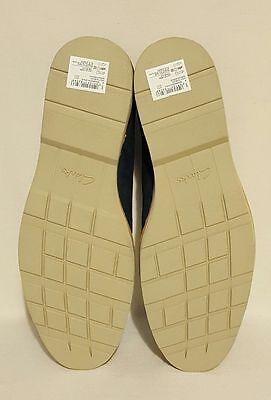 Clarks Plus * Gambeson Caminar Cuero Nobuck azules Peso Ligero Para Hombres Zapatos con cordones