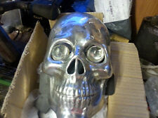 MOTORCYCLE,skull,cast,alloy,streetfighter,headlight,mask,yamaha,honda,suzuki,