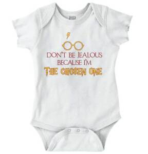 Im-The-Chosen-One-Funny-Wizard-Nerdy-Magic-He-Newborn-Romper-Bodysuit-For-Babies