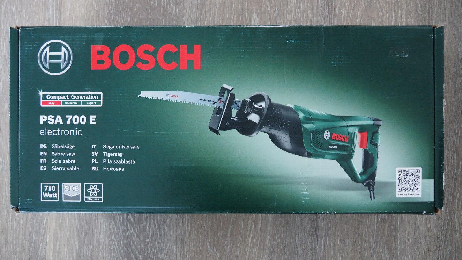 Bosch Säbelsäge PSA700 E - 710 Watt