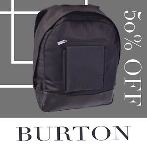 Burton-Men-039-s-Classic-Black-Backpack-Retail-100