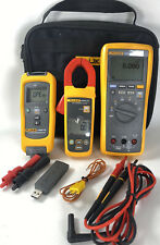 Fluke Flk 3000 Fc Hvac System Kit Near Mint With Case And Accessories