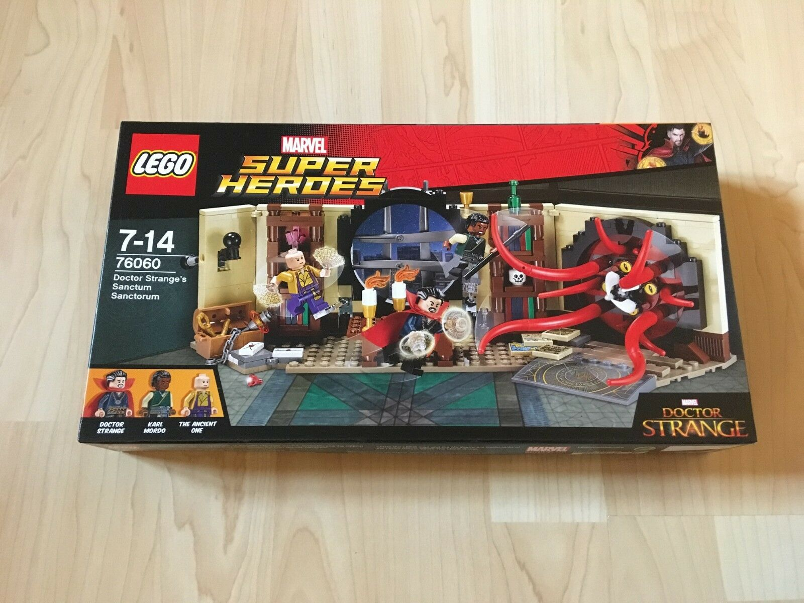 Lego 76060 Doctor Strange's Sanctum - NEW