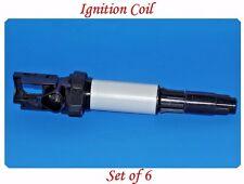 Set of 6 Ignition Coil BMW Series 1 3 5 6 7 ALPINA B7 M3 X3 Z3 Z4 Mini Cooper