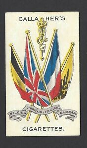 GALLAHER-THE-ALLIES-FLAGS-11-BELGIUM-GT-BRITAIN-FRANCE-RUSSIA