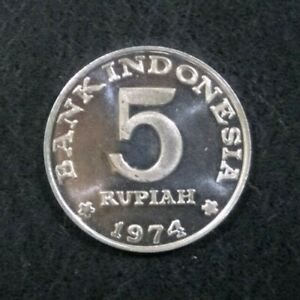 1974-Coin-Indonesia-FAO-Family-Planning-Program-Indonesia-5-rupiah-1974