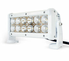 "7"" Inch LED Work Light Bar Waterproof Marine Boat Part Wellcraft Searay Bayliner"